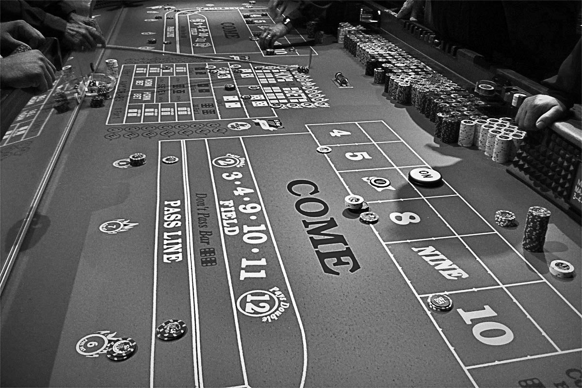 facts about craps